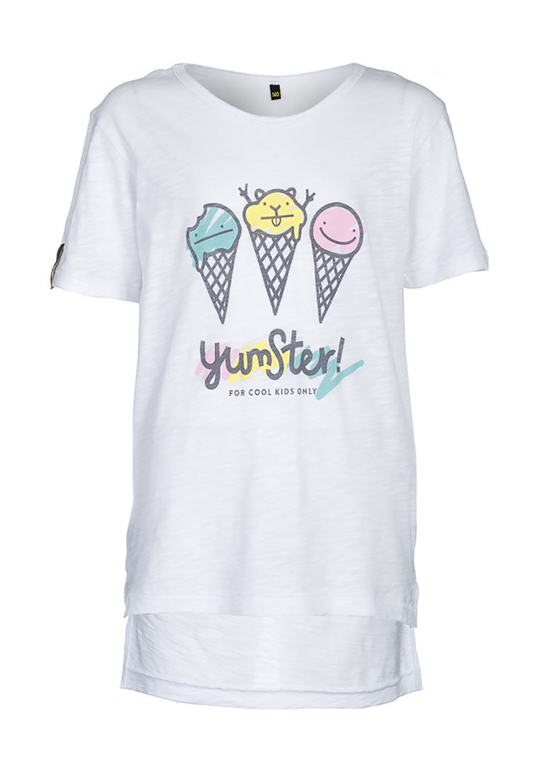 Ice-cream Yumster футболка для девочки