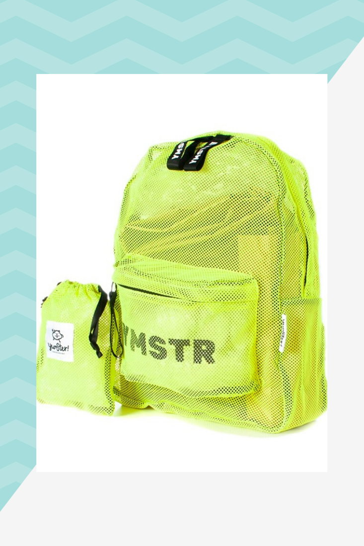 Backpack green Yumster